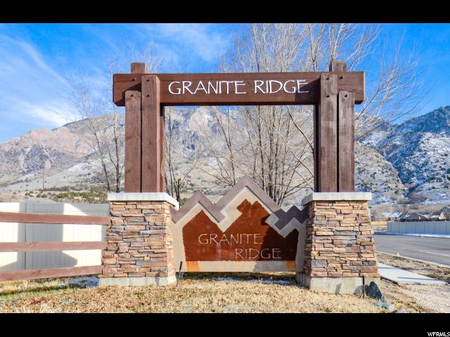 Land for Sale at 725 S 225 E STR LOT 27 725 S 225 E STR LOT 27 Willard, Utah 84340 United States