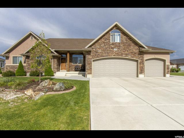 Single Family for Sale at 1220 N 4150 W West Point, Utah 84015 United States