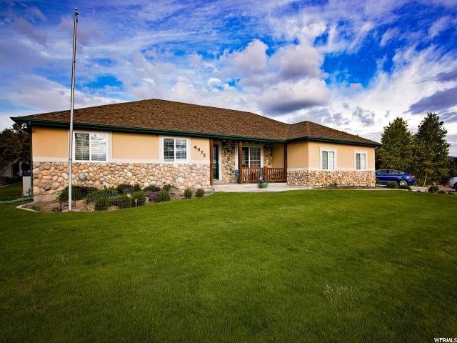 Single Family for Sale at 4972 N LAKE MTN Eagle Mountain, Utah 84005 United States