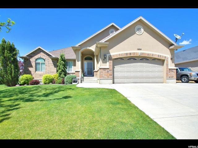 Single Family للـ Sale في 1684 W 1830 S 1684 W 1830 S Syracuse, Utah 84075 United States