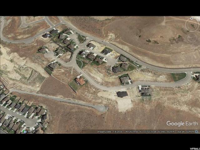 Land for Sale at 1623 W MORNING VIEW WAY 1623 W MORNING VIEW WAY Lehi, Utah 84043 United States