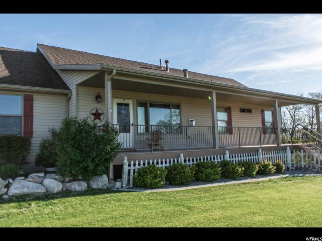 Single Family for Sale at 12420 W 8040 N Penrose, Utah 84337 United States