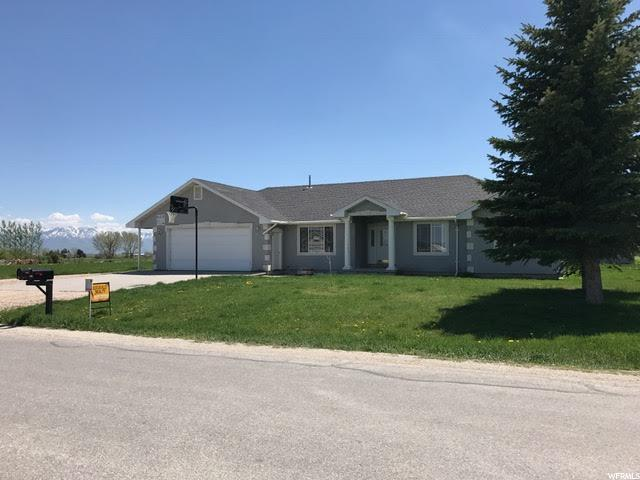 Single Family for Sale at 4425 W 1200 N Dayton, Idaho 83232 United States