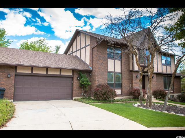 单亲家庭 为 销售 在 2419 E REGENCY Drive Uintah, 犹他州 84403 美国