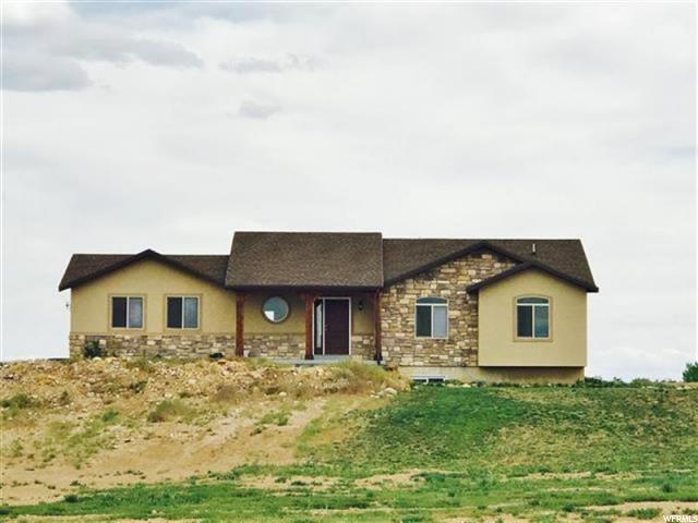 Single Family for Sale at 6591 S 6900 W Myton, Utah 84052 United States