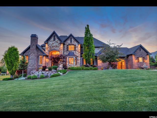 Один семья для того Продажа на 945 N SUNBROOK Circle Alpine, Юта 84004 Соединенные Штаты
