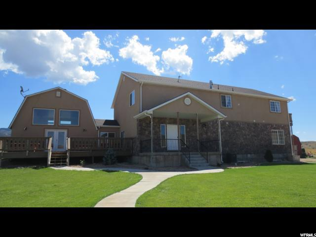 Single Family for Sale at 21325 S HWY 89 E 21325 S HWY 89 E Birdseye, Utah 84629 United States