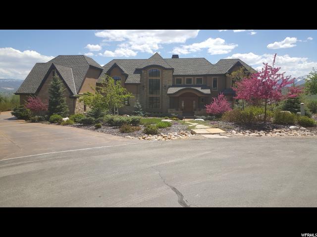Single Family for Sale at 1049 EDEN PRAIRIE WAY Midway, Utah 84049 United States