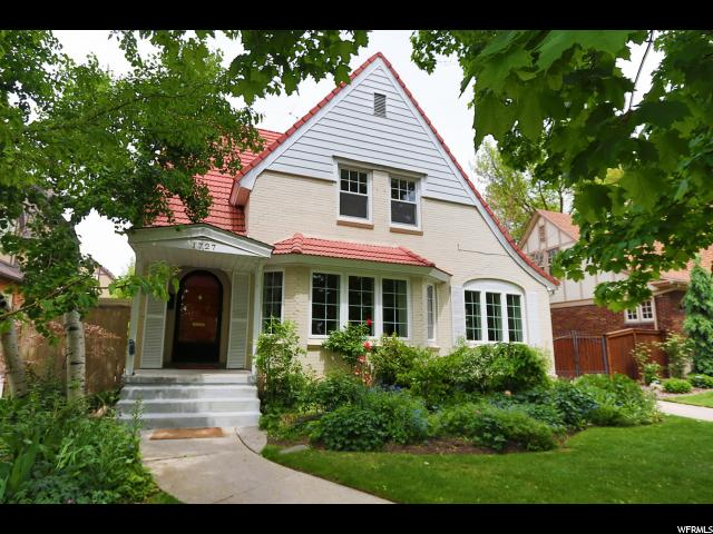 Home for sale at 1727 E Herbert Ave, Salt Lake City, UT 84108. Listed at 799900 with 5 bedrooms, 3 bathrooms and 2,916 total square feet