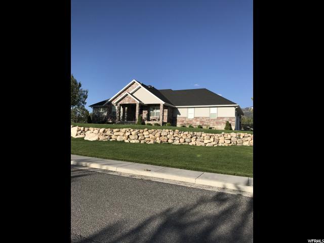 Unique la famille pour l Vente à 943 S 1070 E Ephraim, Utah 84627 États-Unis
