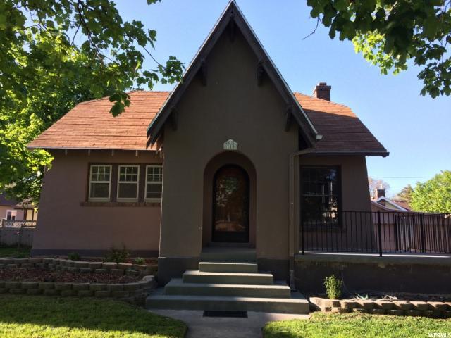 Один семья для того Продажа на 8854 W CYPRUS Street Copperton, Юта 84006 Соединенные Штаты