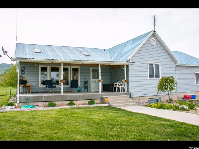 Single Family for Sale at 1145 N WESTSIDE HWY 1145 N WESTSIDE HWY Dayton, Idaho 83232 United States