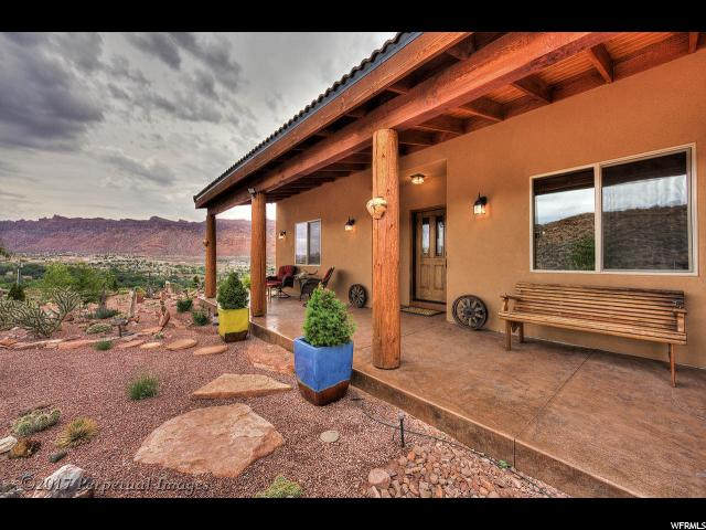 Один семья для того Продажа на 1144 W KAYENTA Drive 1144 W KAYENTA Drive Moab, Юта 84532 Соединенные Штаты