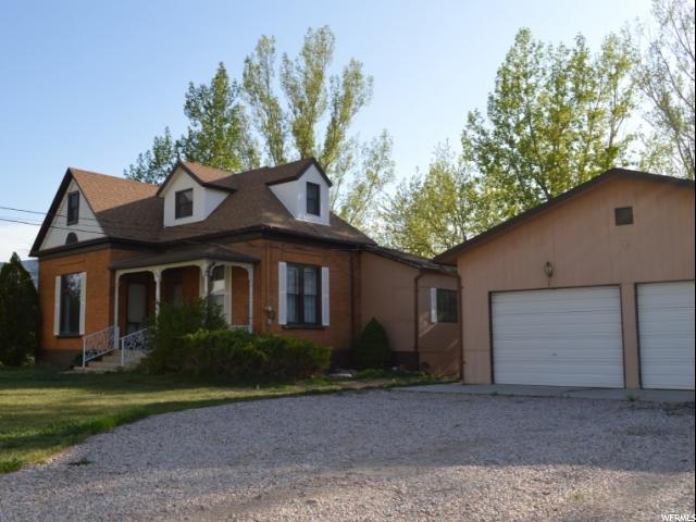 单亲家庭 为 销售 在 270 S 100 E Scipio, 犹他州 84656 美国