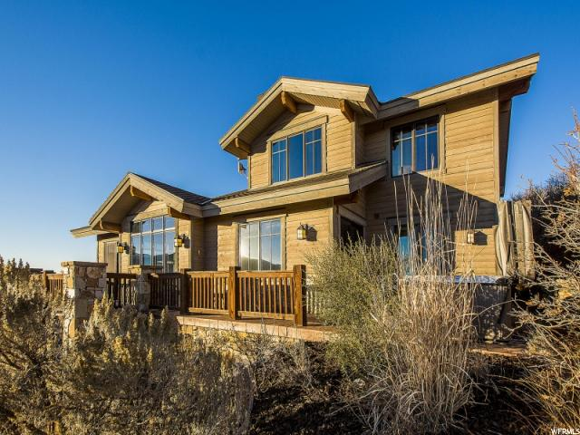 Single Family for Sale at 10746 N HIDOUT CANYON Trail Hideout Canyon, Utah 84036 United States