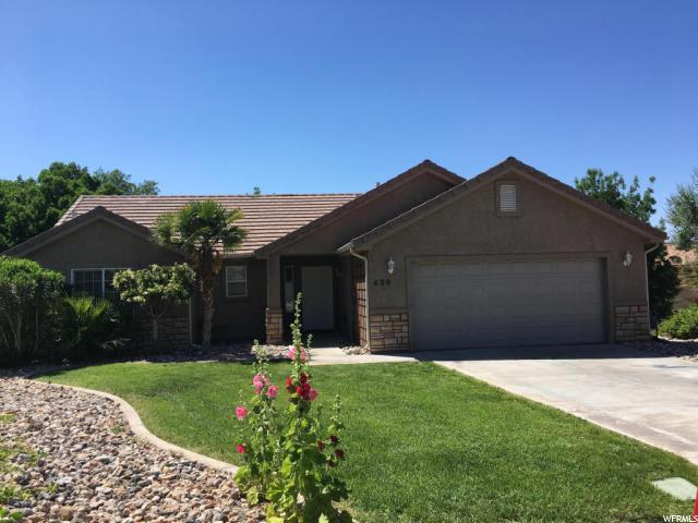 MLS #1450853 for sale - listed by Bob Richards, Keller Williams Realty St George (Success)