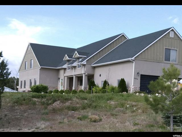 Single Family for Sale at 5504 N LAKE MOUNTAIN Road Eagle Mountain, Utah 84005 United States