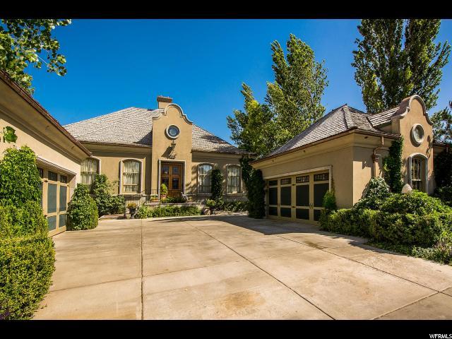 Unique la famille pour l Vente à 888 S ISLAND Road Saratoga Springs, Utah 84045 États-Unis