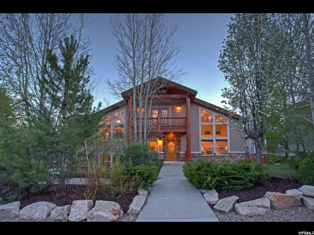 3511 W SADDLE BACK RD, Park City UT 84098