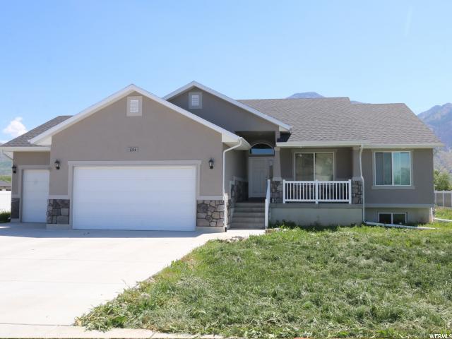 Unifamiliar por un Venta en 1254 N 150 E Harrisville, Utah 84404 Estados Unidos
