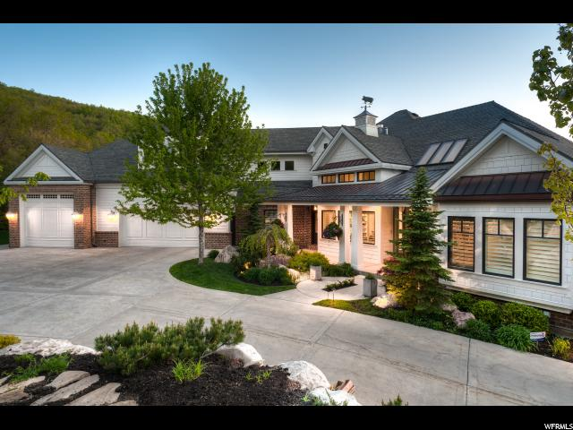 Single Family for Sale at 2960 MAPLE COVE Lane Bountiful, Utah 84010 United States