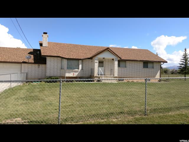 Single Family for Sale at 233 E 600 N Spring City, Utah 84662 United States