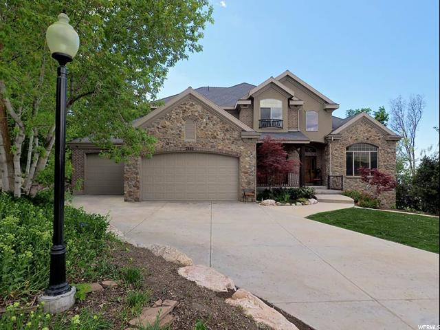 2483 S DEER RUN CIR, Bountiful UT 84010