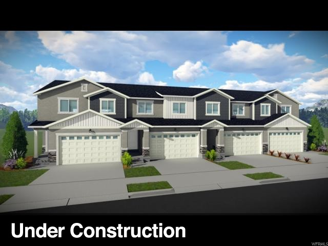 Townhouse for Sale at 232 W WHITEWATER Drive 232 W WHITEWATER Drive Unit: 213 Vineyard, Utah 84058 United States
