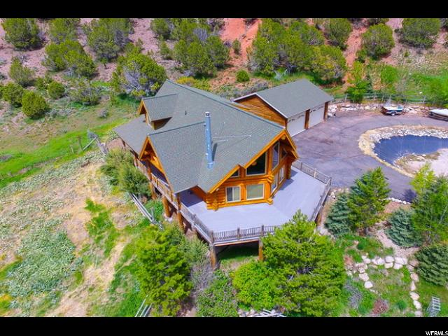Single Family for Sale at 6690 N STATE Road 6690 N STATE Road Unit: 32 Peoa, Utah 84061 United States