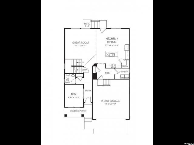 4902 W EIFFEL WAY Unit 45 Riverton, UT 84096 - MLS #: 1451264