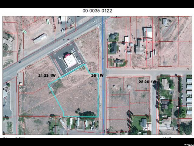 Land for Sale at 550 S STATE Street Roosevelt, Utah 84066 United States