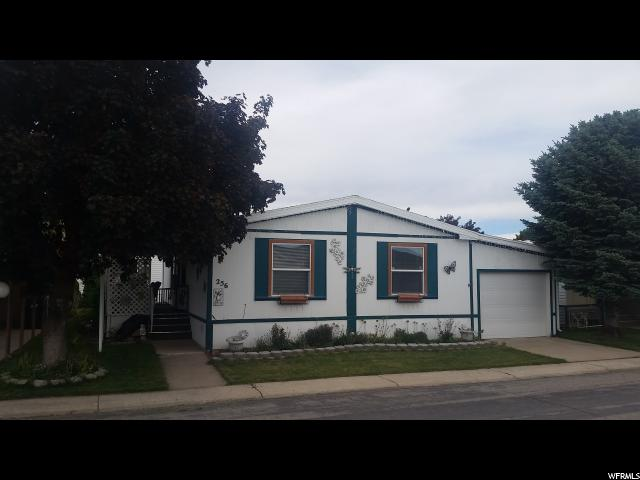 Single Family Home for Sale at 1111 N 2000 W 1111 N 2000 W Unit: 256 Farr West, Utah 84404 United States