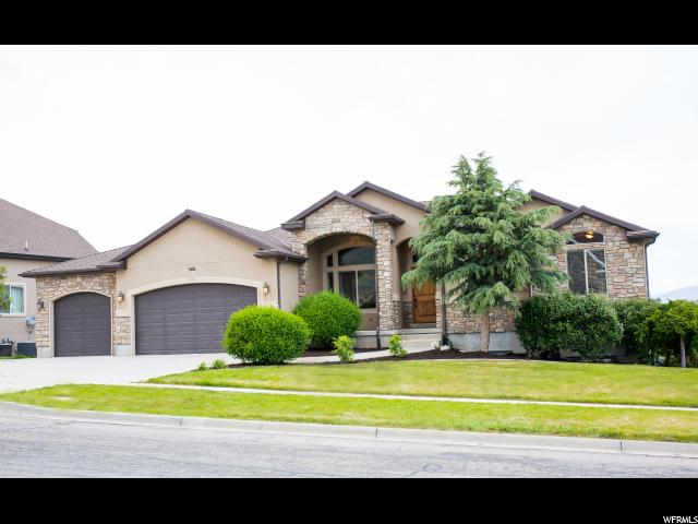 346 W WEATHERBY DR, Saratoga Springs UT 84045