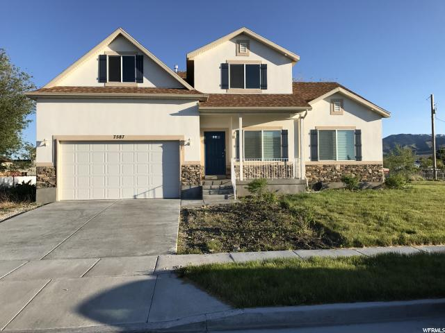 Single Family for Sale at 7587 W RIPLEY Court Magna, Utah 84044 United States