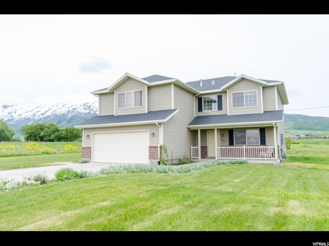 Unifamiliar por un Venta en 857 N 100 W Mendon, Utah 84325 Estados Unidos