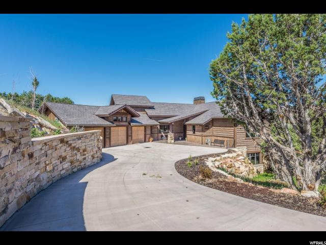 Single Family for Sale at 212 N IBAPAH PEAK Drive 212 N IBAPAH PEAK Drive Heber City, Utah 84032 United States