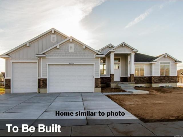 单亲家庭 为 销售 在 5326 S 6100 W Hooper, 犹他州 84315 美国