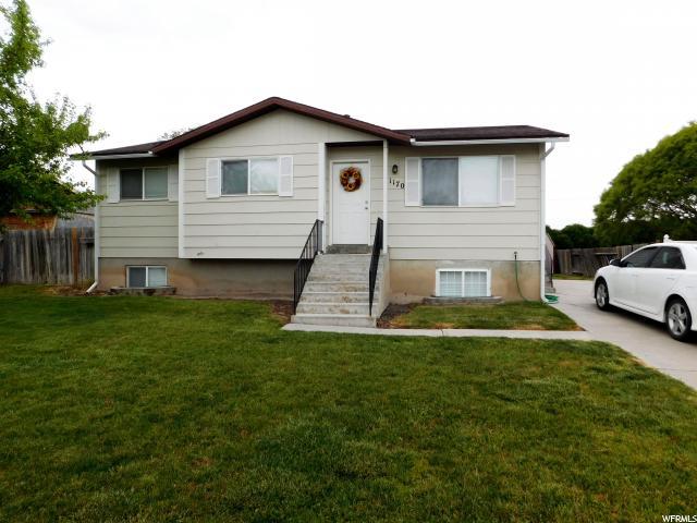 Один семья для того Продажа на 1170 S COTTONWOOD Court Garland, Юта 84312 Соединенные Штаты