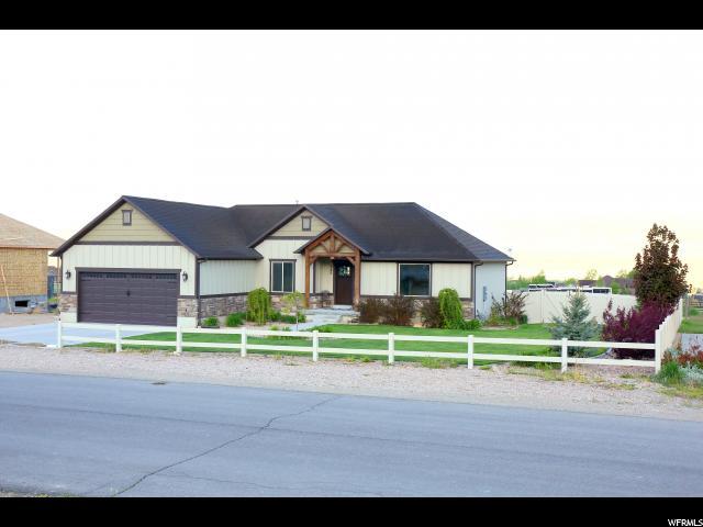 单亲家庭 为 销售 在 642 S 200 E Mona, 犹他州 84645 美国