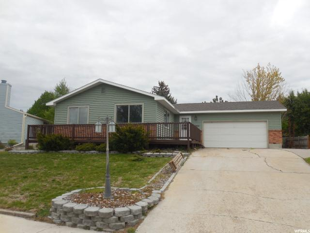 Unique la famille pour l Vente à 1640 SHASTA Avenue Pocatello, Idaho 83201 États-Unis