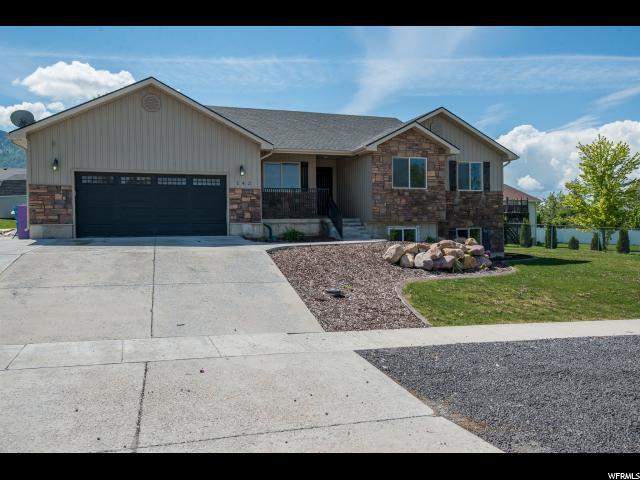 Single Family for Sale at 142 E 500 N Millville, Utah 84326 United States