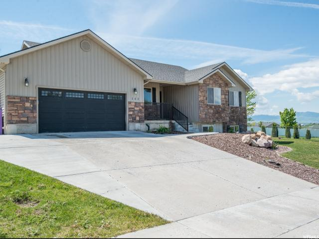 Single Family for Sale at 142 E 500 N Millville, Utah 84326 United States