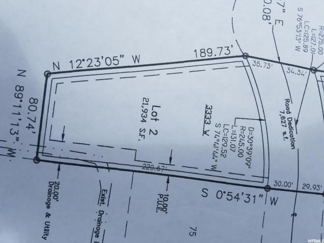 3333 W 2650 West Haven, UT 84401 - MLS #: 1452499