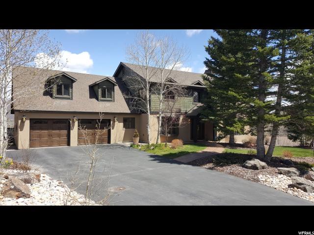 Single Family for Sale at 3778 W BLACKSMITH Road Park City, Utah 84098 United States