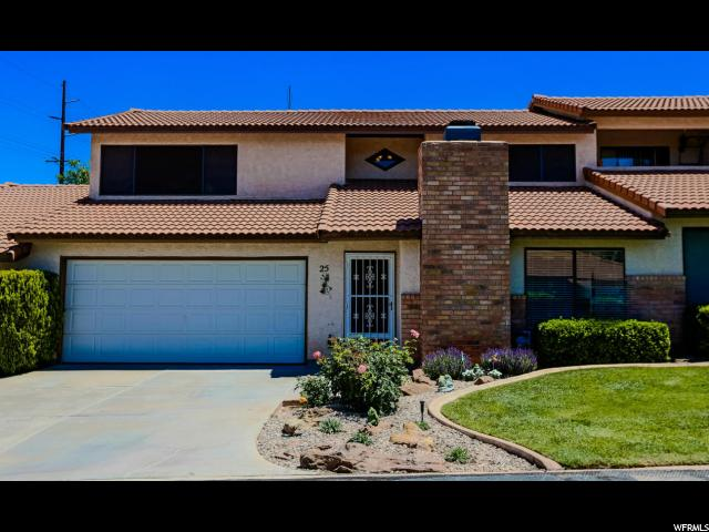 Townhouse for Sale at 1050 E BRIGHAM Road 1050 E BRIGHAM Road Unit: 25 Bloomington, Utah 84790 United States