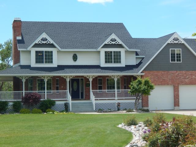 单亲家庭 为 销售 在 1540 E 6800 S Uintah, 犹他州 84405 美国