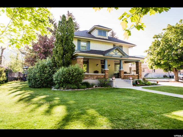 Single Family for Sale at 24 N MAIN Street Providence, Utah 84332 United States