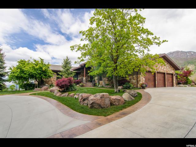 Unifamiliar por un Venta en 7433 S 3500 E Cottonwood Heights, Utah 84121 Estados Unidos