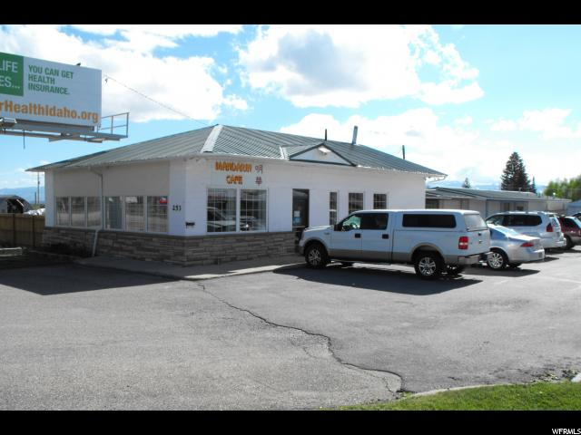 Commercial for Sale at 253 S 4 TH Street Montpelier, Idaho 83254 United States