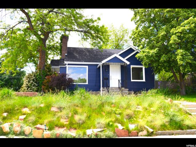 Home for sale at 1608 E Stratford, Salt Lake City, UT 84106. Listed at 365000 with 4 bedrooms, 2 bathrooms and 1,686 total square feet
